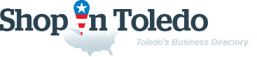 ShopInToledo. Business directory of Toledo - logo